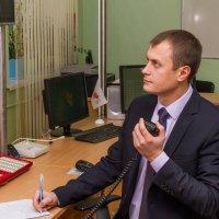 Начальник смены :: Дмитрий Сиялов