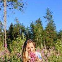 Запах весны :: Роман Репин