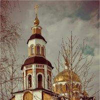 Храм женского монастыря. :: Андрей Козлов