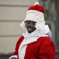 Дед Мороз - он теперь у нас такой! :: Александр Степовой