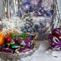 Новогодней ночи волшебство :: Татьяна Смоляниченко