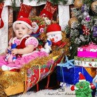 Новогодняя Я :: Натали Михальченко