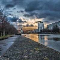 Набережная в Калининграде :: Денис Шевчук