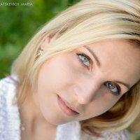 Последний летний день :: Мария Мацкевич