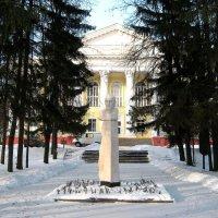 Памятник И.А. Бунину. :: Борис Митрохин