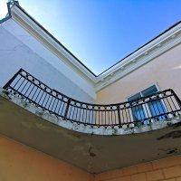 старый балкончик... :: Павел Ершов