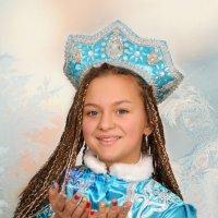 Снегурочка :: Natalia Petrenko