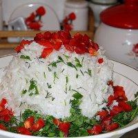 Красный,белый,зелёненький! :: ЕВГЕНИЯ