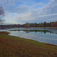 Осень не хочет от нас уходить... :: Galina Dzubina