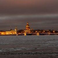 ночной Петербург :: Gennady Legostaev