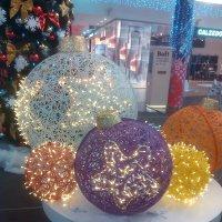 Необыкновенные ёлочные мячи :: Tarka