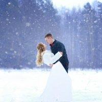 Свадьба Ксюши и Лени :: Виктория Бенедищук