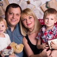 Счастливая семья :: Valentina Zaytseva
