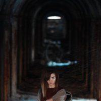 Девочка со спичками :: Ekaterina Tumeneva