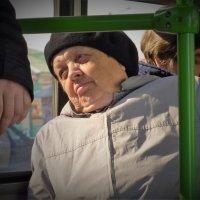 В автобусе :: Валерий Талашов