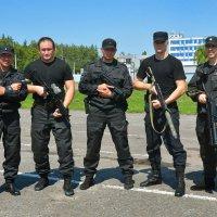 На страже порядка :: Сергей Буданов