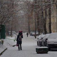 ..однажды.. хмурым зимним днём... :: Ира Егорова :)))