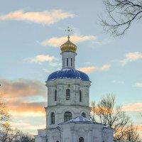 Зимним вечером у Коллегиума :: Сергей Тарабара