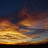 Вечерний свет небес :: Евгений Карский