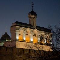 Звонница Софийского собора :: Ольга Лиманская