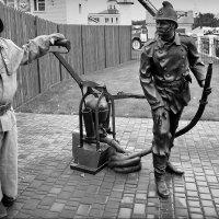 Памятник пожарным! :: Владимир Шошин