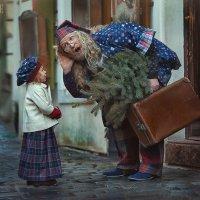 Christmas Prague :: Надежда Шибина