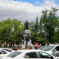 Памятник Екатерине Великой :: Александр Рыжов