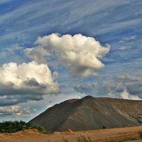 осень в седых облаках :: Натали Пам