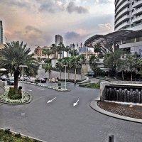 Прогулки  по  Дубаи . :: Виталий Селиванов