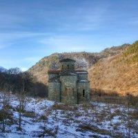 Древние храмы Архыза. :: Игорь Карпенко