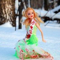 А любите ли вы зиму так, как я?:) :: Андрей Заломленков