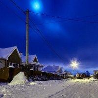 Зимняя улочка :: Ард Прохоров