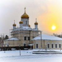 Церкви Подмосковья . г.Руза Воскресенский собор :: Андрей Куприянов