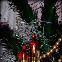 Новогодние свечи. :: nadyasilyuk Вознюк