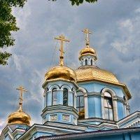 """""""Церковь Рож.пресвятой Богородицы"""" :: arkadii"""