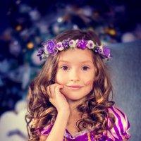 моя Принцесса :: Людмила Сафина