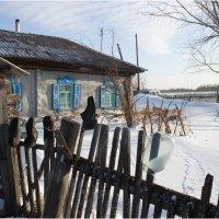 деревенский дом :: Елена Исхакова
