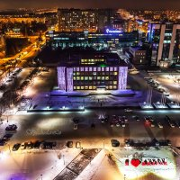 Ижевск, Горсовет. :: Вячеслав Ложкин