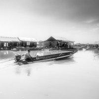 Камбоджа... путешествуя по реке Меконг! :: Александр Вивчарик