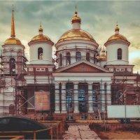 """Храм """"Живоносный источник"""" :: Андрей Козлов"""
