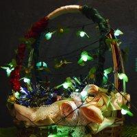 новогодние радости,жду вас в гости)) :: Роза Бара