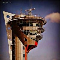Башня и самолёт :: Кай-8 (Ярослав) Забелин