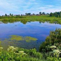 Село Красная Тайга :: Сергей Чиняев