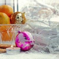 Запах новогодних мандарин! :: Елена Данько