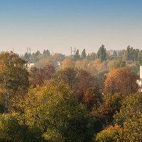 Осень над городом. :: Андрий Майковский