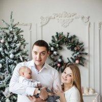 В ожидании первого Нового года... :: Ольга Швыдкова