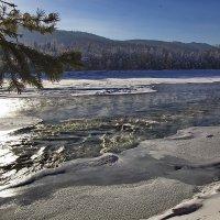 Ледяные воды Кизира :: Александр Рождественский