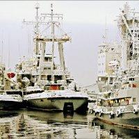 Озябшие корабли :: Кай-8 (Ярослав) Забелин