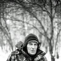 Старший егерь :: Евгений Золотаев