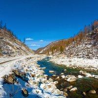 Дорога вдоль реки :: Анатолий Иргл